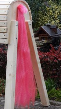 Kunsthaar pink