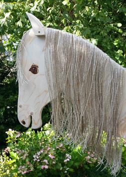 Standard Haar (Naturmaterial) zum Selbstaufbringen