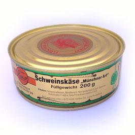 """Schweinskäse """"Münchner Art"""""""