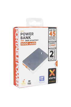 XB101 Xtorm Power Bank Trip 9000