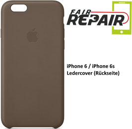 iPhone Ledercover für iPhone 6 und iPhone 6s