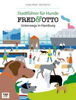 67 Stadtführer für Hunde - Hamburg