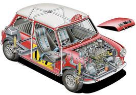 Morris Mini Cooper «Monte Carlo»