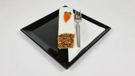 Karottenschnitte