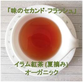 イラム紅茶(夏摘み)セカンドフラッシュ ティーパック オーガニック