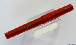 Stylo plume PKS raden laqué Rouge