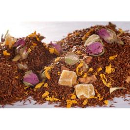 Granatapfel Himbeere – Rotbuschtee aromatisiert