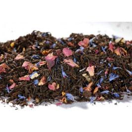 Rosengarten - Schwarzer Tee aromatisiert