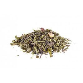 Elexier des Glücks – Grüner Tee aromatisiert