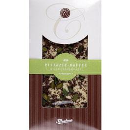 Meybona Pistazie - Kaffee Schokolade 100g