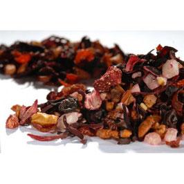 Süsser Glücksbringer – Früchtetee aromatisiert