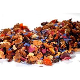 Rosengarten Lebensfreude – Früchtetee aromatisiert