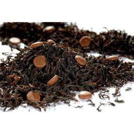 Irish Flavour mit Kakaokernen – Schwarzer Tee aromatisiert