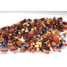 Himbeerkuss – Früchtetee aromatisiert