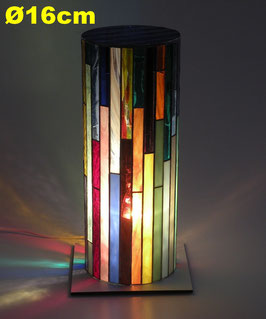 Lampes cylindriques Ø 12-14-16cm