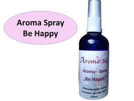 "Aroma Spray ""Be Happy"""