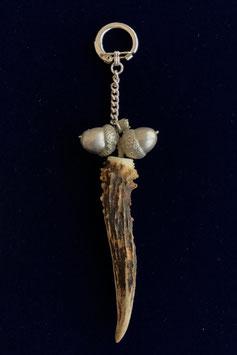 Schlüsselanhänger Eichel