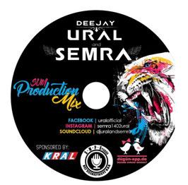 DJ URAL & SEMRA - SumProduction Mix
