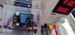 商品名 低電圧防止モジュール  バッテリー電圧低下時に。任意の電圧で、ブザーカット!