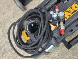 ソレノイド➕2ch センサー 圧力メーター➕ コネクター、メクラ
