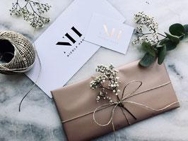 Gutschein als Geschenk verpacken und verschicken