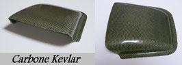 Prise d'air de toit / Ecope de toit - Carbone Kevlar - Réf. ac001.ck