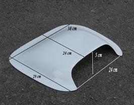 Prise d'air - Blanc - Réf ac011.b