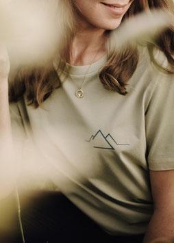 "Shirt ""Alive"" Sage"
