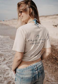 "Shirt ""Vitamin Sea"" Desert Dust"