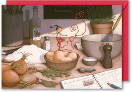 La quiche à l'oignon