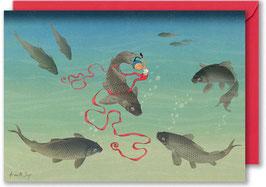 La valse des poissons
