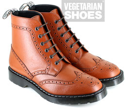 Vegetarian Shoes: Kennard Boot braun