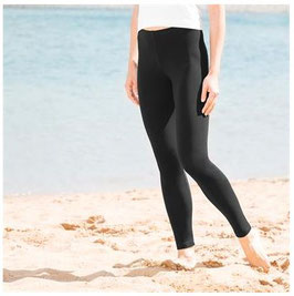 Living Crafts Bio-Leggins in schwarz