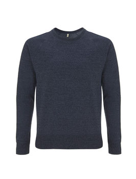 Salvage: Recycling-Sweater Unisex Navy