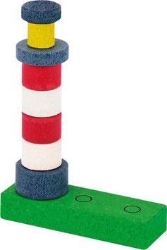 Geduldsspiel Leuchtturm Strategiespiel Denkspiel Reisespiel Pausenspiel