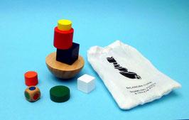 Balance-Turm Geschicklichkeitsspiel Geduldsspiel von Bartl