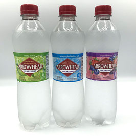Water, Carbonated, Bottled