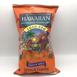 Chips, Hawaiian Luau BBQ, 7.5 oz