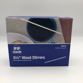 Stir Sticks, Box