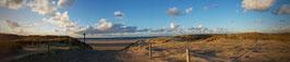 Panorama strandopgang paal 29