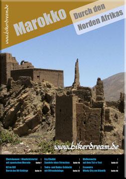 Motorradtour durch Marokko | PDF-Download