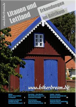 Motorradtour durch Litauen & Lettland | Tourstory