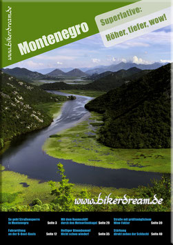 Motorradtour durch Montenegro | PDF-Download