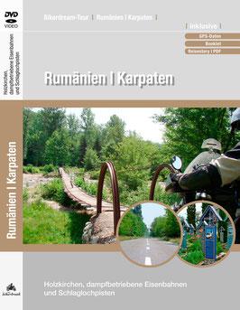 Motorradtour durch Rumänien | DVD + GPS-Daten