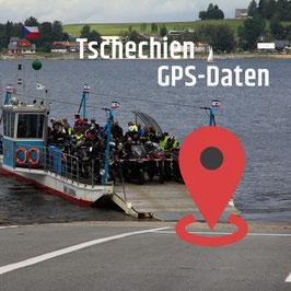 Tschechien/Böhmen | GPS-Daten | download