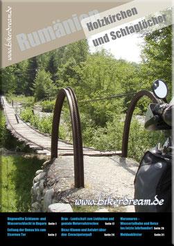 Motorradtour durch Rumänien | PDF-Download