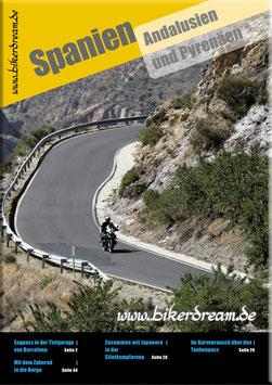 Motorradtour durch Spanien | PDF-Download