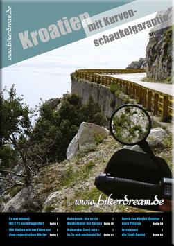 Motorradtour durch Kroatien | Tourstory