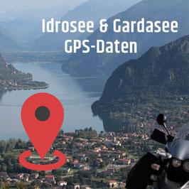 Idro-/Ledro- und Gardasee | GPS-Daten | download