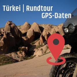 Türkei | Rundtour | GPS-Daten | download